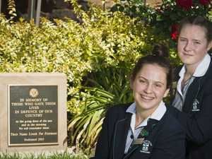 Anzac award for student group