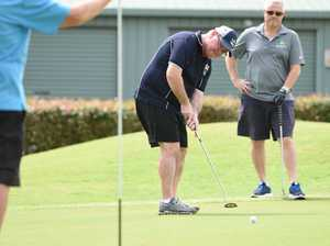 Men of League Foundation golf day at Hervey Bay Golf