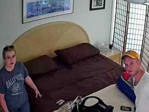 Airbnb host charged over hidden camera in couple's room