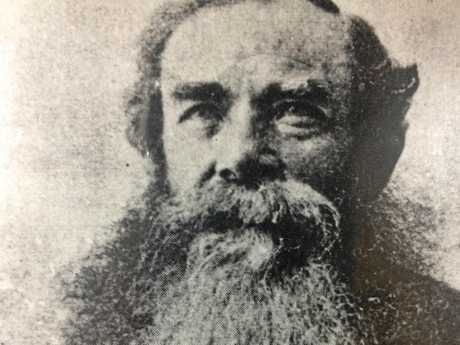 FOUNDER: James Nash, the man who saved Queensland and founded Gympie.