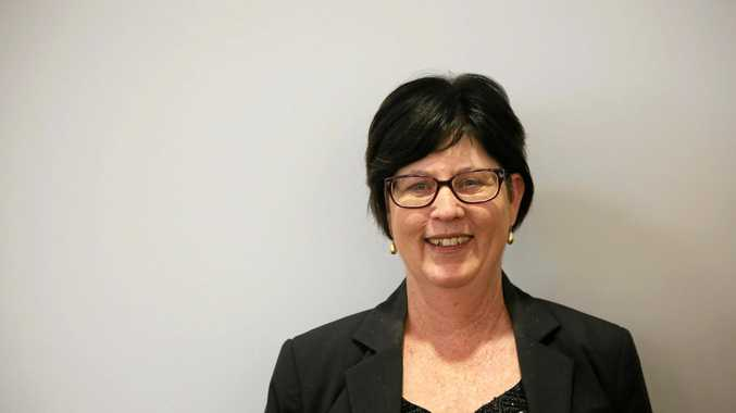ELECTED: Central Highlands Regional Councillor Gai Sypher.