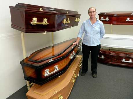 Meet Generation Funerals owner Penny Levi.