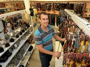 First look at family's huge new Rockhampton store