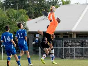 Gladstone soccer players star down south