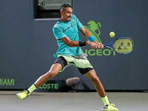 Kyrgios suffers shock loss at European Open