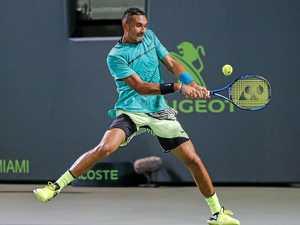 Kyrgios suffers shock loss at European Open
