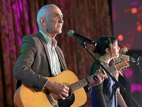 Australian musician Paul Kelly.