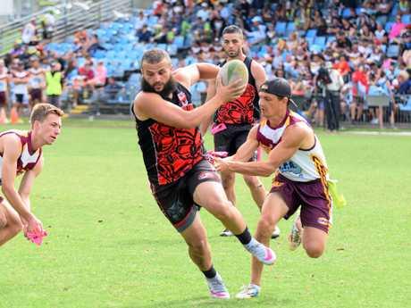 Australian Senior Oztag Championships.