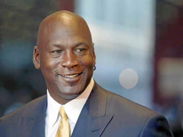 Michael Jordan has slammed NBA clubs trying to corner the market on great players.