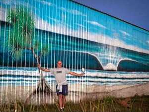 Surf artists to put their works on show
