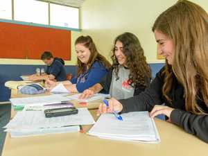 Final hurdle to adulthood for HSC students