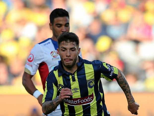 Daniel De Silva will be one of the Mariners looking for a turnaround in fortune against Western Sydney Wanderers.