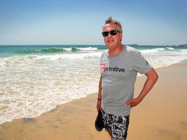 Wayne Swan, ex-Deputy PM, has had a say over the Maroochy River mouth groyne renewal process.
