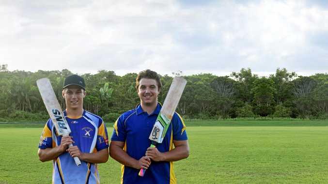 Marist Brothers batsmen Lachlan Barnsley and Sam Martin have had mixed fortunes at the start of the Far North Coast LJ Hooker League cricket season.