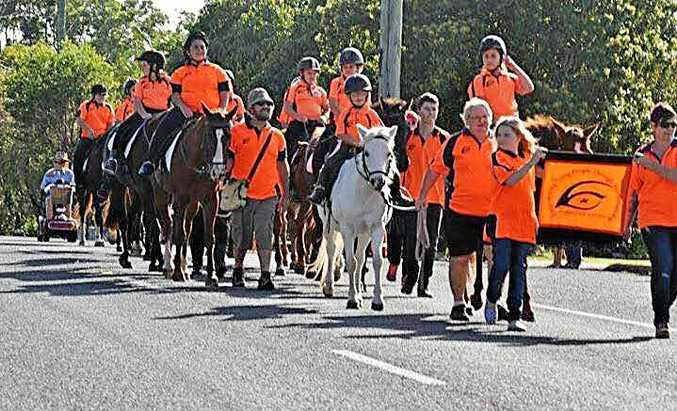 MOVING ON? Youth horse group Think Like a Pony could be forced to stop activities in Tin Can Bay due to rezoning.
