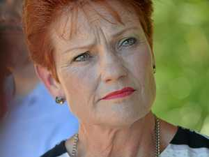 Pauline Hanson says the 'science isn't there' on climate change