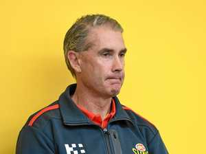 Brown says Gold Coast Suns football boss must go