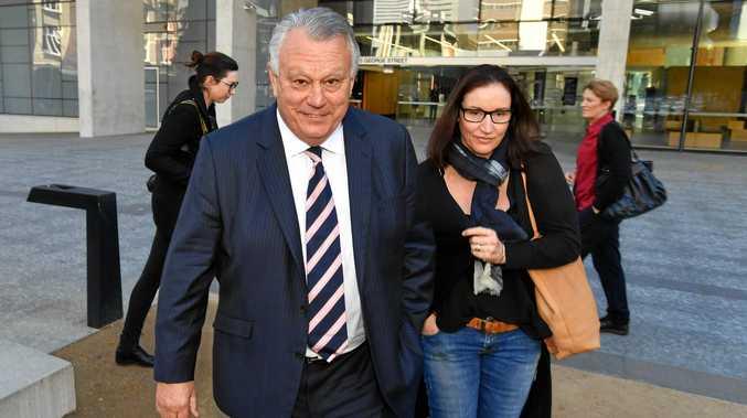 Former Australian Rugby Union coach John Connolly sued QRU.