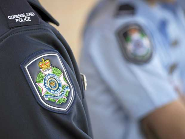 A home on Butler St, Tewantin was broken into by smashing a garage window and personal items, jewellery and police uniforms were stolen.