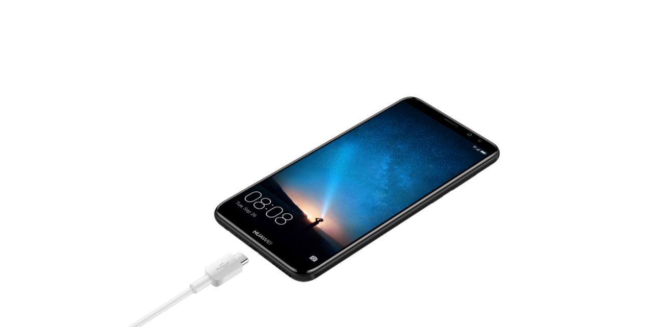 The Huawei nova 2i