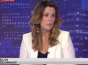 Peta Credlin lets loose on TV panel