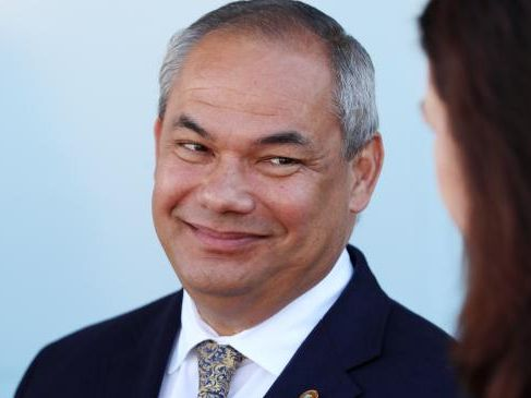 Gold Coast Mayor Tom Tate has been pushing Queensland Premier Annastacia Palaszczuk to support a second casino. Picture: NIGEL HALLETT