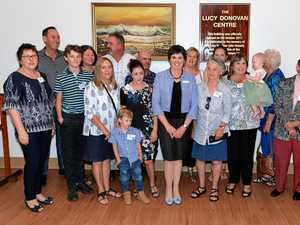 Donor honoured as Killarney Aged Care grows