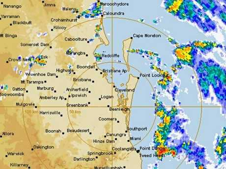 DOWNPOUR COMING: The coastal troughs lurking off the coast at the moment are set to bring heavy rainfall to the region.