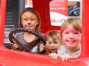 GALLERY: Crowds flock to Mary St for Rush Festival