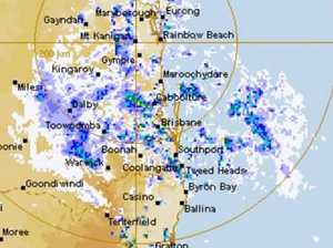 'Complex weather system': Up to 200mm still to fall on Coast