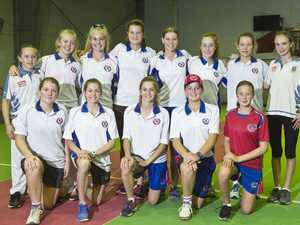 Our girls headed for Qld champs