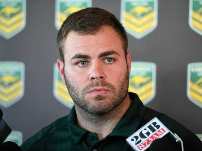 Wade Graham is pushing for a spot in Kangaroos team for the first clash against England in the World Cup.