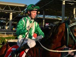 Stewart steers four winners on heavy Caloundra track