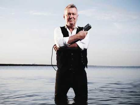 Jimmy Barnes has told of the darkest period of his life in his new autobiography. Picture: Sam RuttynSource:The Sunday Telegraph