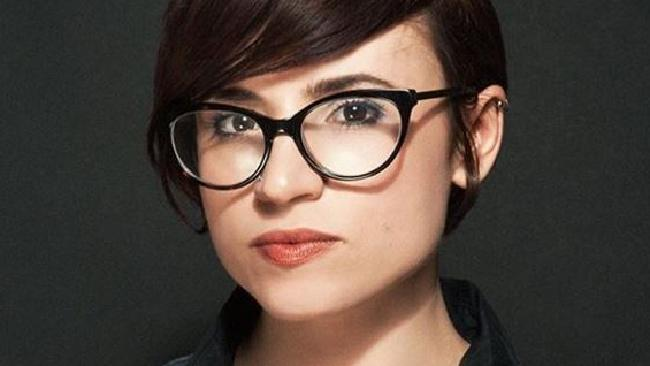 Laurie Penny is a British author and columnist.Source:Supplied