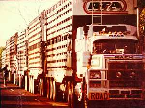 Truckin' Memories at Adelaide River