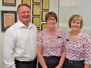 Debbie welcomed to Cooroy bank