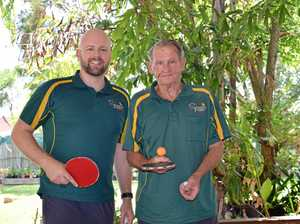 Five decades of ping pong comes down to 24 hours