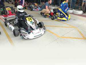 Karts athletes punch above their weight