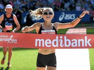 Sullohern puts herself on Commonwealth Games radar