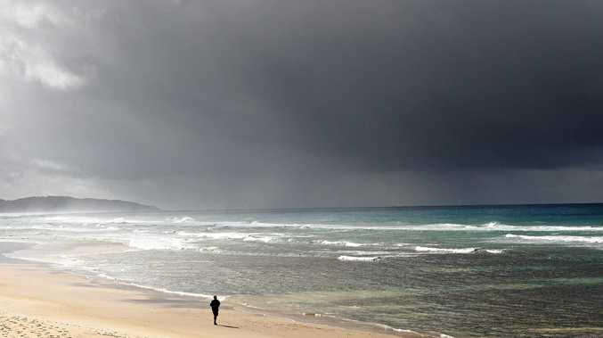 Wet weather hits the Northern Rivers.
