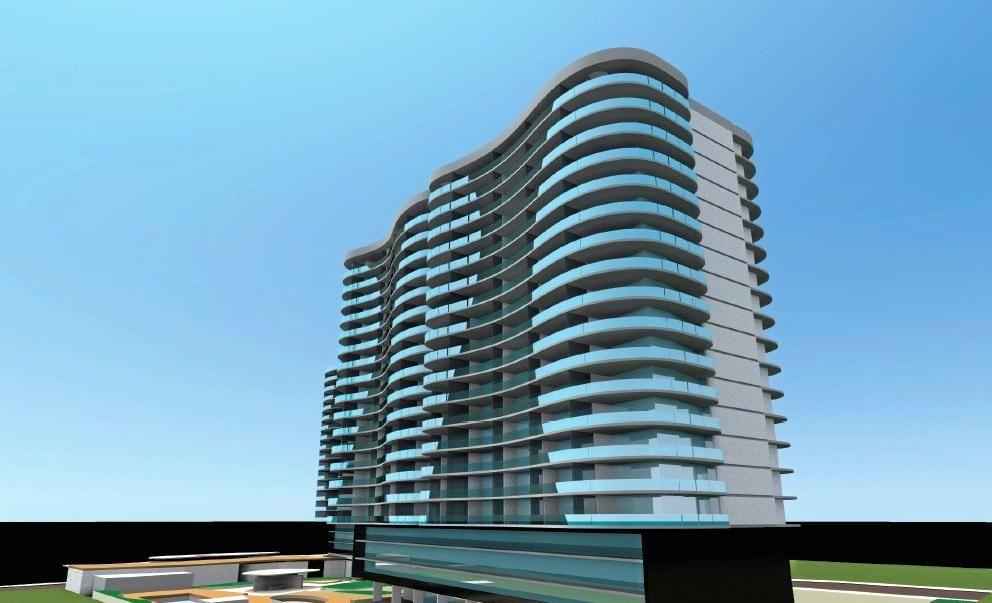 SKYSCRAPER PLANS: Details of the proposed skyscraper development in Urangan.