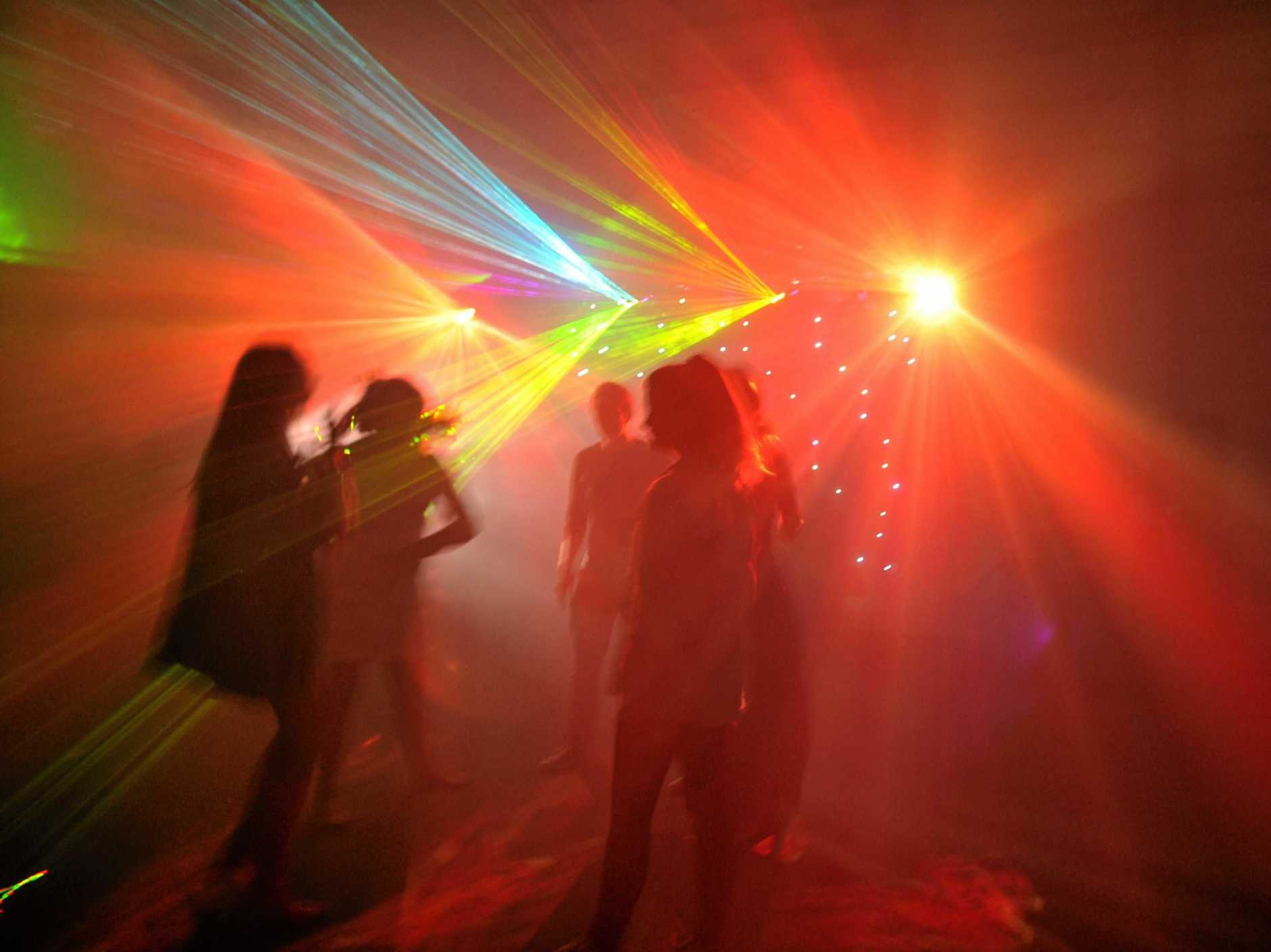 Disco fever returns with the Let's Dance Community's dance night on Saturday, October 21