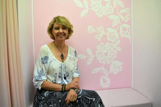 BUSINESS SENSE: Warwick businesswoman Kim Siebenhausen is one crafty lady.