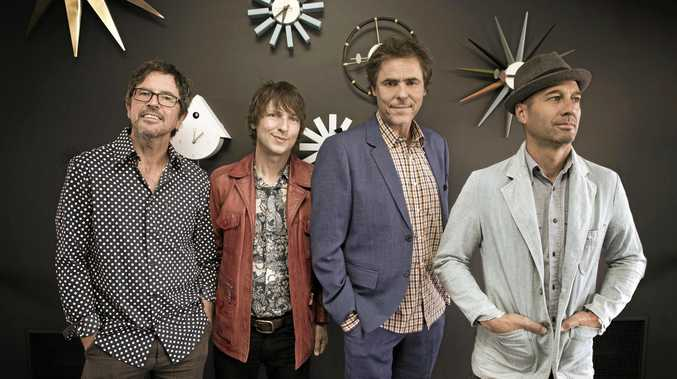 The Whitlams are an Australian indie rock/piano rock group formed in late 1992.