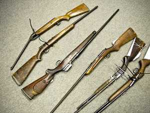More than 100 weapons surrendered to Noosa police