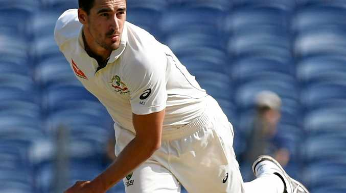 Mitchell Starc is ready to return to the Test team.