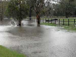 Two wet weather records broken and still a week to go