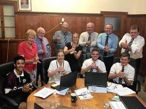 Council hosts youth forum to solve problems
