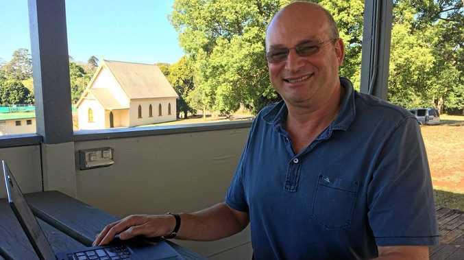 Spectrum Message Services Managing Director Gerard Vos